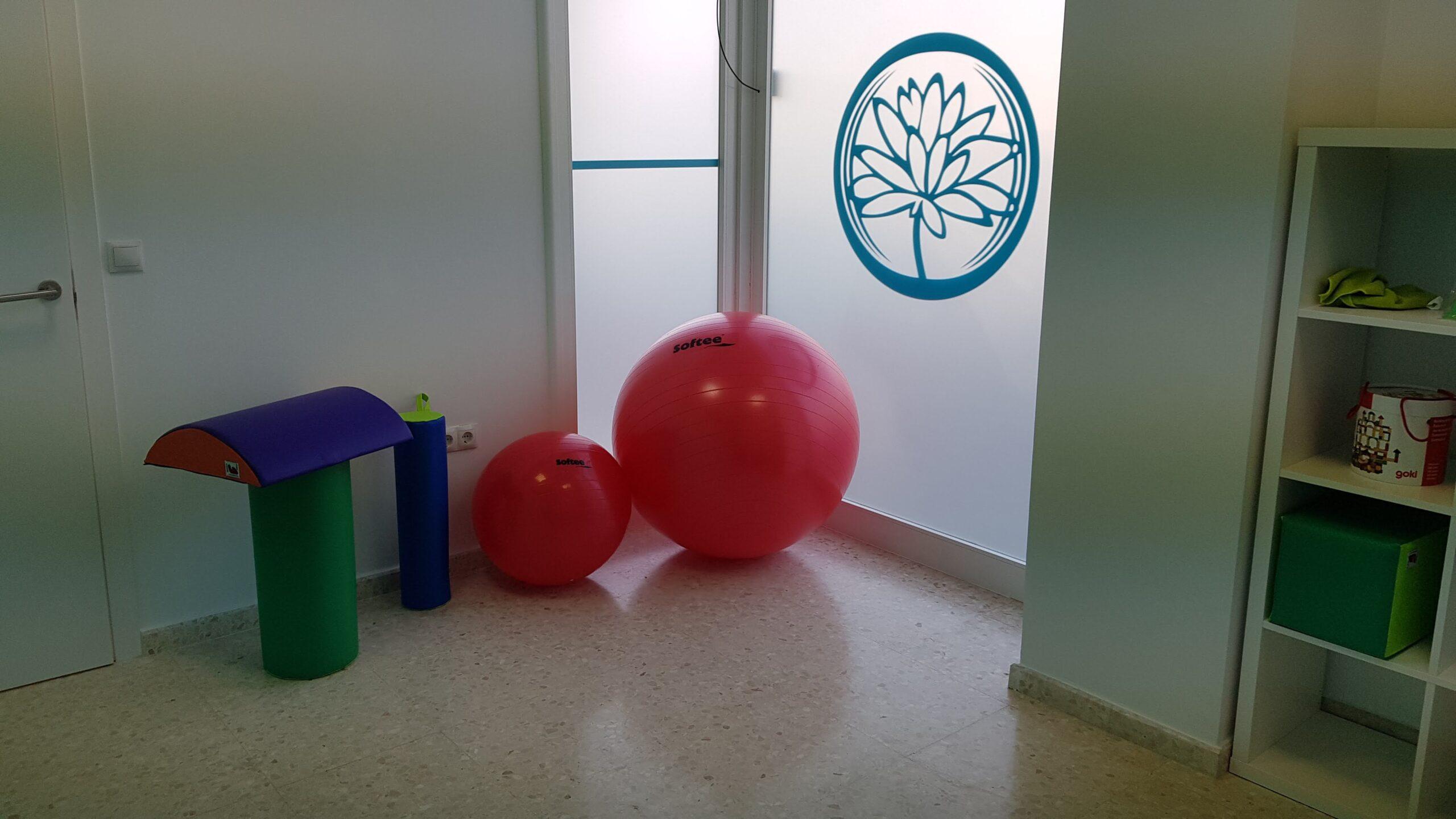 centro florecer espacio y equipamiento