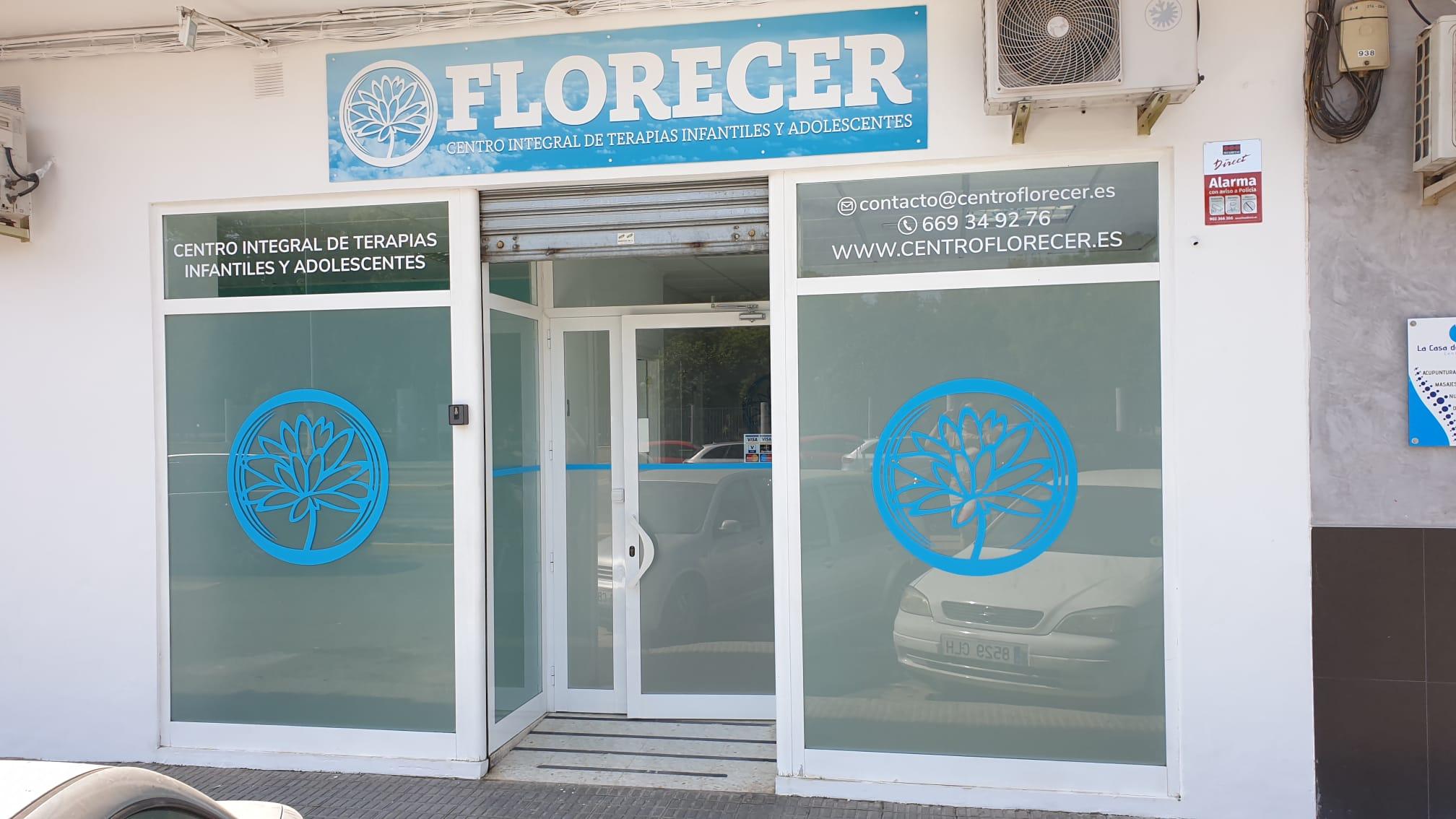 Centro Florecer Frente Día